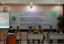 Rakor MUI Kudus dihadiri wakil ketua umum MUI Jateng, Prof H Ahmad Rofiq